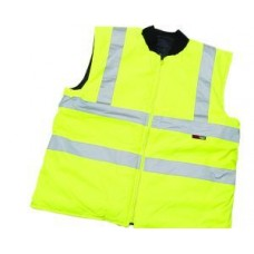 Hi-Vis Body Warmer yellow