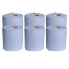 Blue Mini Paper Rolls