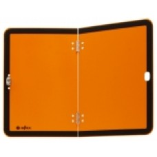 Orange Plate Folding